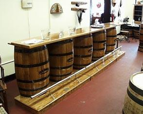 (price For One Barrel Bar Is $ 475.00, On The Picture You See 4 Of Them,  Looks Real Good!!)