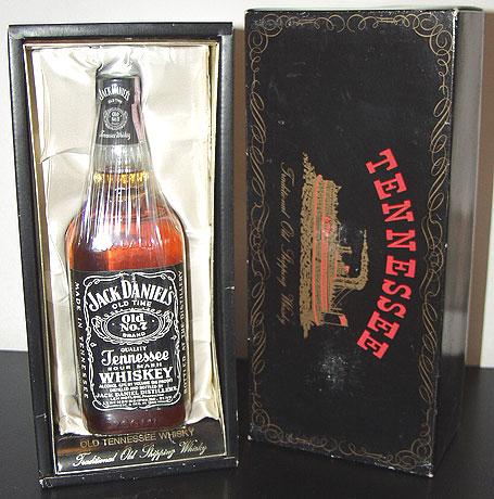 whisky plastic bottle