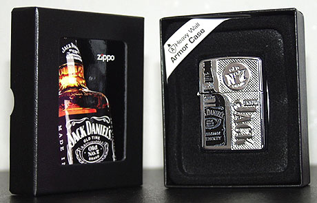 Favorito The Jack Daniel's lighters, zippo's and match box covers RQ45